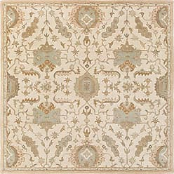 Surya Caesar 6 Square Area Rug, Brown