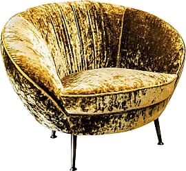 Cool Armchairs In Gold Now Up To 48 Stylight Beatyapartments Chair Design Images Beatyapartmentscom