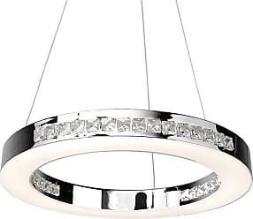 Access Lighting 62454LEDD/CCL Affluence 1 Light LED Chandelier - 16
