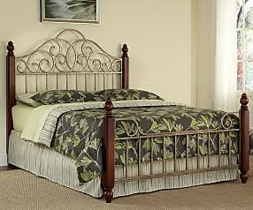 Home Styles St. Ives King Bed by Home Styles