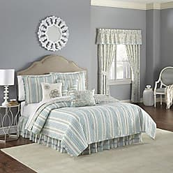 Ellery Homestyles WAVERLY Astrid Quilt Collection, Full/Queen, Mineral