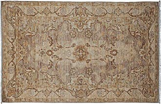 Solo Rugs Oushak Hand Knotted Area Rug, 3 1 x 5, Beige
