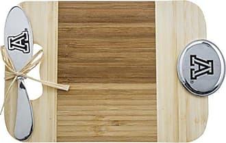 Thirstystone Bamboo Serve Board with Spreader, Mini, University of Arizona