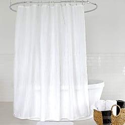 Splash Home 7BISLAC//OPAQUSPL Isla Coastal Polyester Fabric Shower Curtain Inches 70 x 72 Aqua