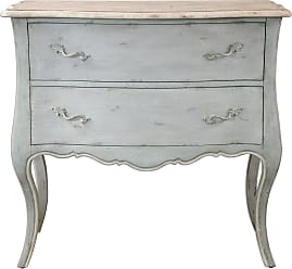 Uttermost Ferrand Gray Accent Chest