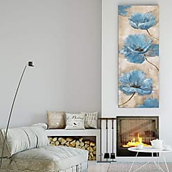 WEXFORD HOME Summer Wind II Premium Gallery-Wrapped Canvas Art Print, 20x60