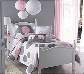 VCNY Home VCNY Parade Full Comforter Set, Pink, 3-Piece