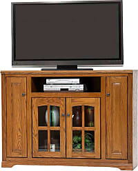 American Heartland 55 in. Oak Tall TV Stand - Assorted Finishes - 93856LT