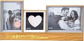 Uatt? Porta-retrato de Madeira com Led Eu & Você Definição de Amor - Uatt