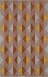 Kaleen Rugs Nomad Collection Flat-Weave Paprika Rug (2 x 3)