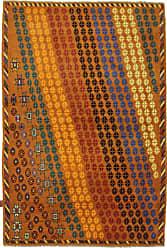 Nain Trading Handknotted Baluch Rug 60x41 Dark Grey/Orange (Wool, Afghanistan)