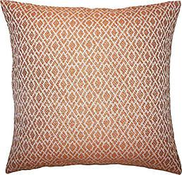 The Pillow Collection Calanthe Geometric Bedding Sham Melon King/20 x 36