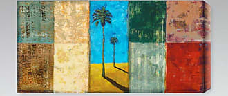 Gallery Direct Sweet Palms I Indoor/Outdoor Canvas Print by Bailey - NE37397