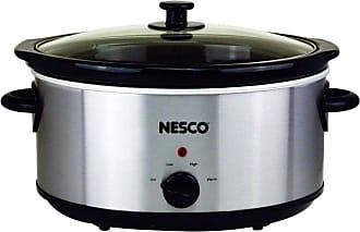 Nesco 9 Quart Smart Canner /& Pressure Cooker Steamer Slow Cooker Stainless