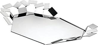 Alessi MT07 Decorative Tray, Silver