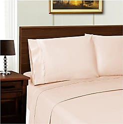 Home City Inc. Superior TP1000SDPC SLPK, Cotton 1000 Thread count Envelope closure pillowcases, Standard, Pink, 2 Piece