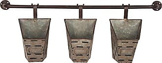 Foreside Home And Garden FBAB03957 Trio Olive Basket