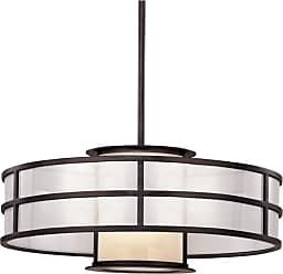 Troy Lighting F2736 Discus 1 Light 10 Pendant with Opal Glass Shade