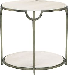 Bernhardt Morello Round Metal End Table - 469123