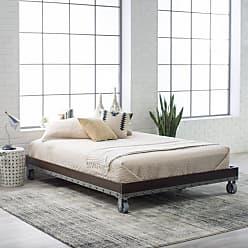 Belham Living Merced Platform Cart Bed, Size: Queen - B10H25