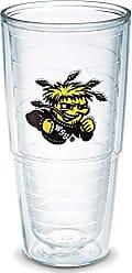 Trevis Tervis Wichita State University Emblem Individual Tumbler, 24 oz, Clear