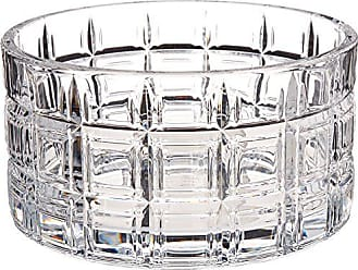 Waterford Crosby Bar Bowl, 6 x 6 x 3.1 inches, Clear