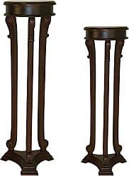 Wayborn Chopin Wood Plant Stand