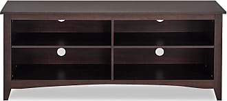 Costway 58 Entertainment Media Center TV Stand
