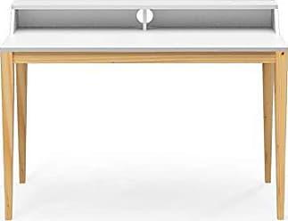 Veromobili Escrivaninha Pine 120cm - Branca