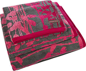 Clarissa Hulse St Lucia Towel - Hot Pink - Bath Sheet