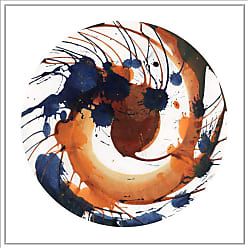 Ptm Images Spin Art 13 Framed Canvas Wall Art - 9-120624