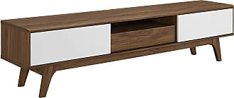 ModWay Envision 70 Media Console Wood TV Stand - n/a