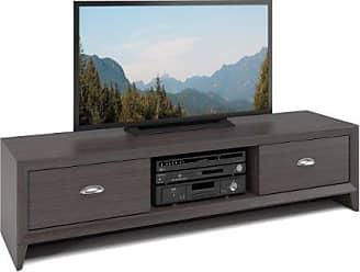 CorLiving TLK-871-B Lakewood TV Bench, Modern Wenge