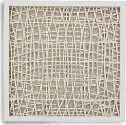 Zentique ZEN22165C Abstract Paper Framed Art - ZEN22165C