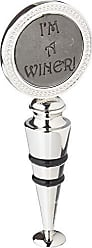 Thirstystone Wine Stopper, Im a Winner, Silver