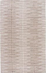Jaipur Living Dialed-In Hand-Tufted Tribal Gray/Silver Area Rug (2 X 3)