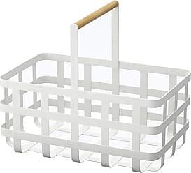 Wei/ß YAMAZAKI Under Shelf Rack H/ängendes Multifunktionsregal Stahl one Size