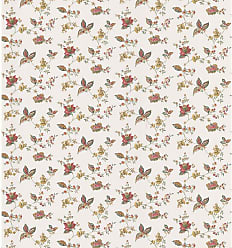 Brewster Home Fashions Lydia Jacobean Wallpaper Dark Brown - 403-49280
