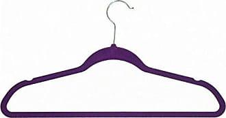 Ben&Jonah Ben & Jonah Ben&Jonah Velvet Anti-Slip Hangers-Purple Collection, Multi