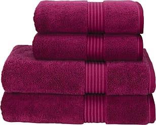 Christy Supreme Hygro Towel - Raspberry - Bath Sheet