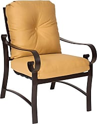 Woodard Belden Patio Dining Swivel Chair and Bar Stool Cushion - 69M401