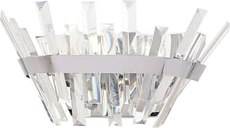 Minka Lavery Echo Radiance Wall Sconce in Chrome
