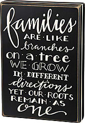 Primitives By Kathy Hand-Lettered Box Sign, 7 x 10