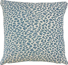 The Pillow Collection Qiao Geometric Bedding Sham Natural Euro//26 x 26