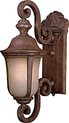 Minka Lavery Lighting 8990-61-PL Wall Mount in Vintage Rust finish; ENERGYSTAR Compliant Fixture; Complies with California Title 24