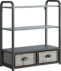 4D Concepts Intek Wall Cabinet with 2 Drawers - 134020
