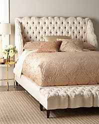 Haute House Home Madelena Wingback Queen Bed