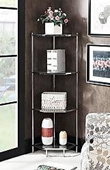 Convenience Concepts 134005 Royal Crest Corner Shelf