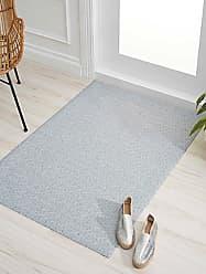 Simons Maison Blue diamond non-skid rug 90 x 130 cm