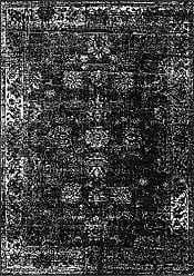 Unique Loom 3137799 Sofia Collection Traditional Vintage Beige Area Rug, 4 x 6 Rectangle, Black